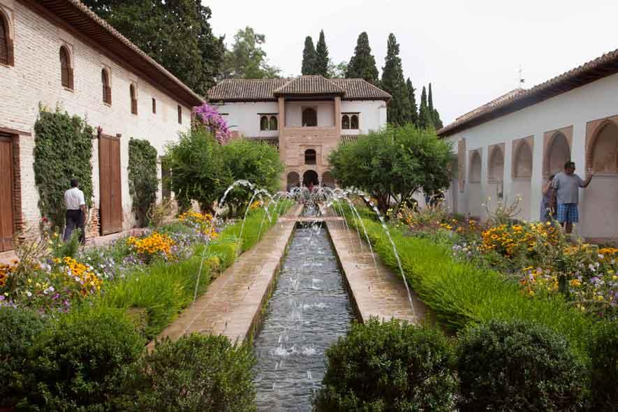Hiszpania Andaluzja Alhambra