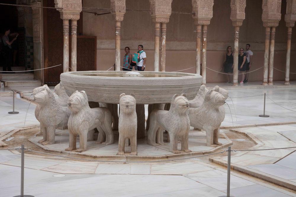 Alhambra Patio des Leones