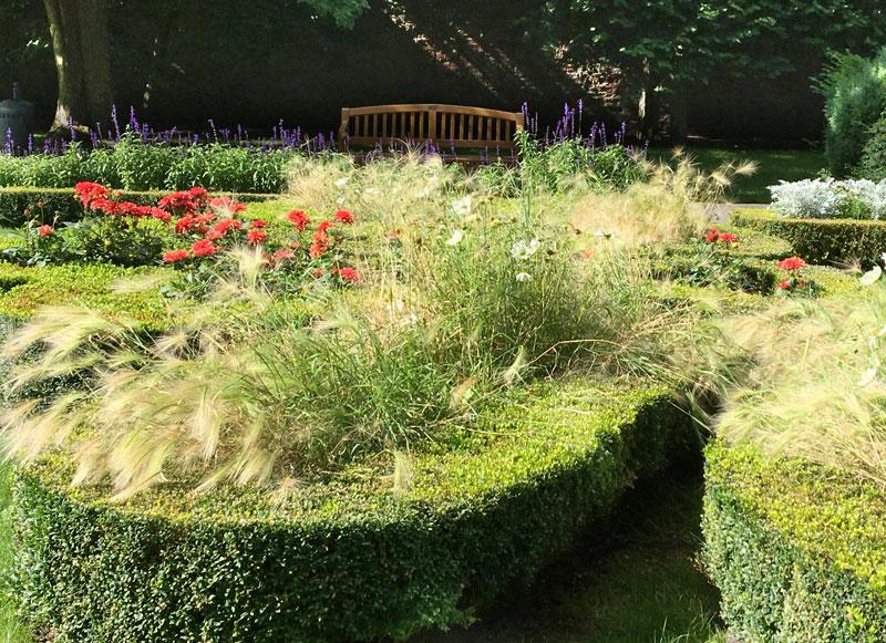 Ogród w Oliwie