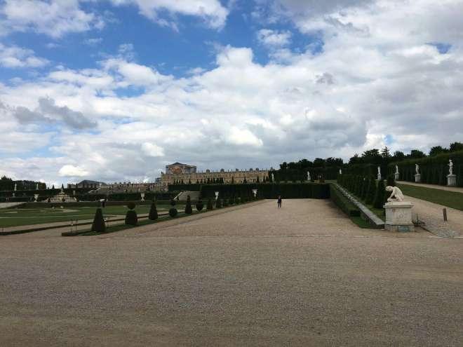Wersal najpiękniejszy ogród Europy