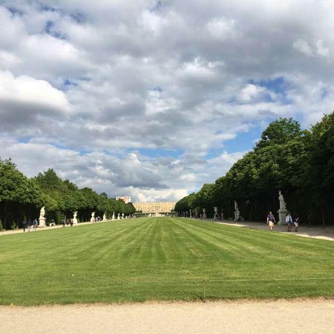 Wersal Pałac Ludwika XIV
